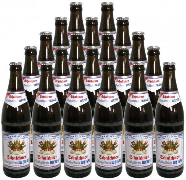 Schalchner Weisse Alkoholfrei 20x0,5l