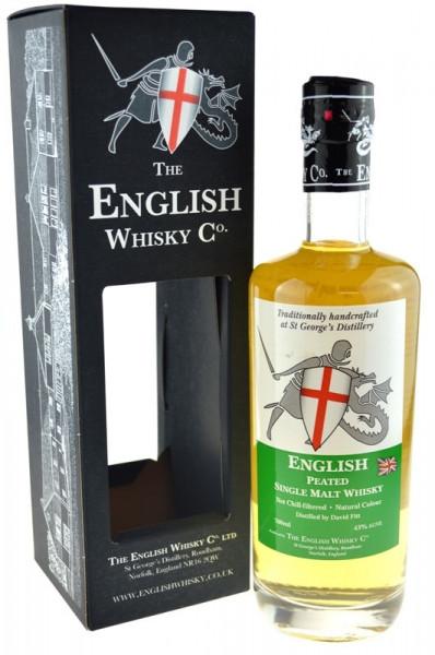 English Peated Malt Whisky