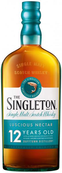 The Singleton of Dufftown 12 Jahre Speyside Single Malt 0,7l - Single Malt Scotch Whisky