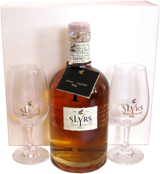 Slyrs Kerpalt Jahrgang 2009 Single Malt Whisky