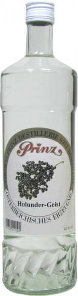 Prinz Holunder-Geist 1,0l aus Österreich
