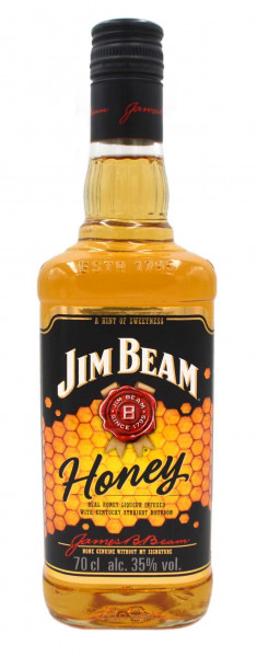 Jim Beam Honey limited Edition