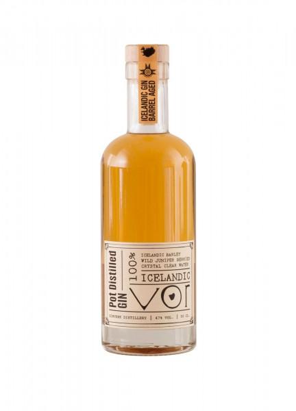 VOR Icelandic Pot Distilled Gin Barrel Aged