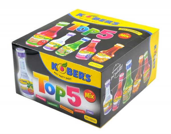 Kober's Party Klopfer 25x0,02l
