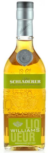 Schladerer Williamsbirne-Liqueur