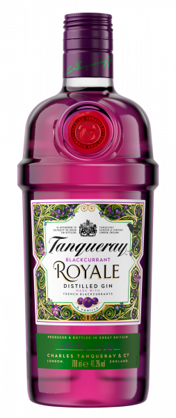Tanqueray Blackcurrant Royale Gin 0,7l