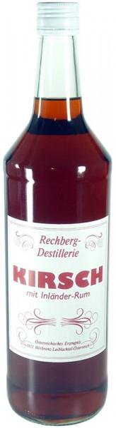 Prinz Kirsch mit Inländer Rum 1,0l - Spirituose von der Rechberg-Destillerie aus Österreich