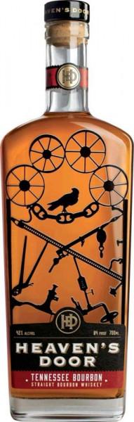 Heaven's Door Tennessee Bourbon Whiskey 0,7l