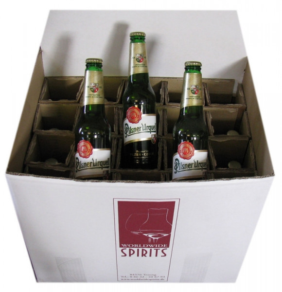 Pilsner Urquell Bier 20x0,33l