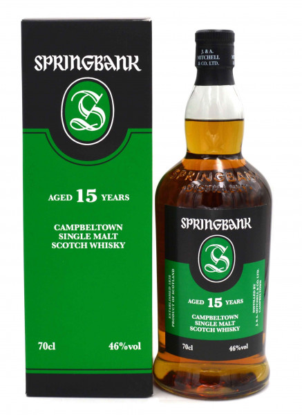 Springbank 15 Jahre