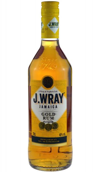 J. Wray Gold Jamaica Rum