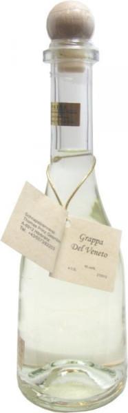 Grappa Del Veneto 0,5l in Rustikaflasche - Abfüller Prinz