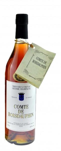 Rarität: Comte de Boisdauphin 50 Jahre 0,7l - Très Vieux Cognac Grande Champagne
