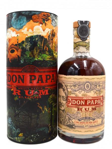 Don Papa Rum 0,7l + Dose Landscape